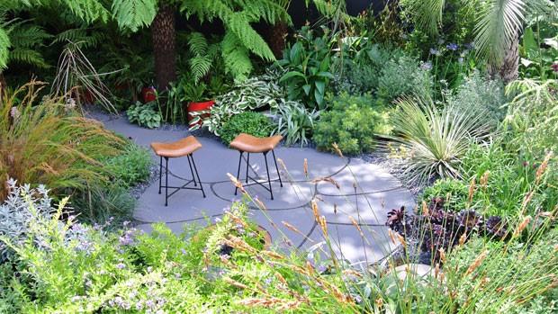 Garden for Crohn's Disease
