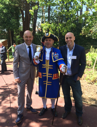Blind Veterans UK Centenary Woodland Garden