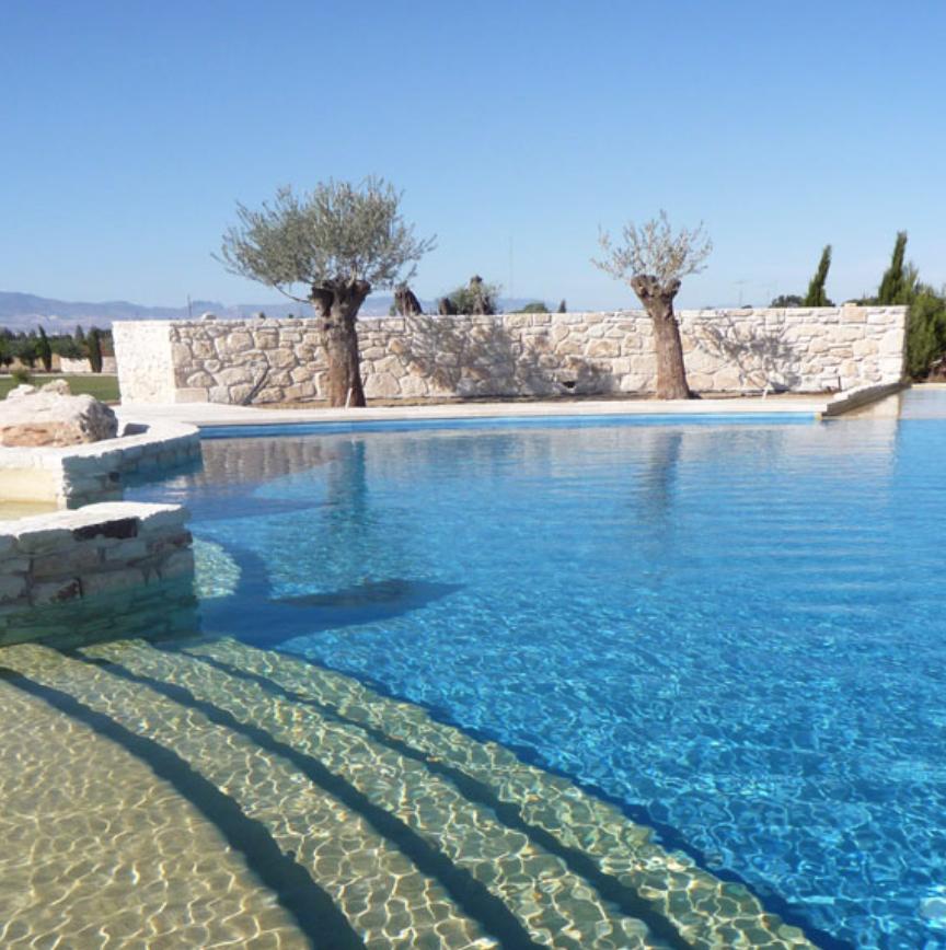 Swimming Pools make a comeback