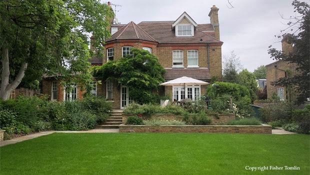 Wimbledon Village Garden